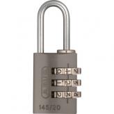 Kłódka Abus 145/20 szyfr titanium