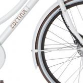 Cortina v błotniki e-u1/e-u4 white pearl
