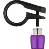 Abus zadelpenklips 28,6 NutFix M5 violet