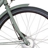 Cortina v widelec E-U1 D jadeite