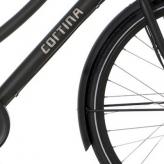 Błotnik rowerowy Cortina U1/E-U1 czarny