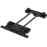 AVS Adapter voor accessoires Black matt