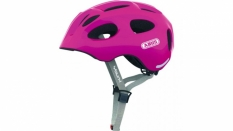 Kask rowerowy Abus Youn-i S 48-54 sparkling pink