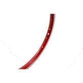 Alp velg 18 red