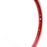 Alp velg 16 red