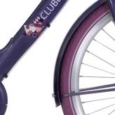 Alp spatb set 24 Clubb purple grey