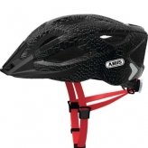 Abus helm Aduro 2.0 black art L 58-62