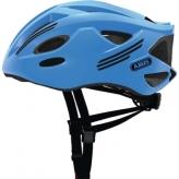 Kask rowerowy Abus S-Cension niebieski neon L