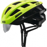 Kask rowerowy Abus In-Vizz Ascent M 54-58 green comb