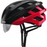 Kask rowerowy Abus In-Vizz Ascent M 54-58 red comb