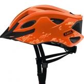 Kask rowerowy Abus S-Cension pomarańczowy M