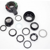 Cort balh set CH2900BW +lockset nosecap black