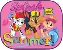 Osłonki przeciwsłoneczne Psi Patrol girl