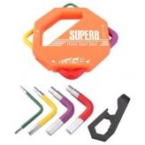 Zestaw kluczy Super-B mini