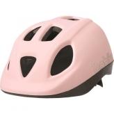 Kask rowerowy dziecięcy Bobike Go S pink