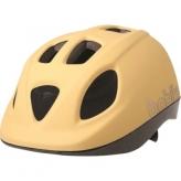 Kask rowerowy dziecięcy Bobike Go S lemon