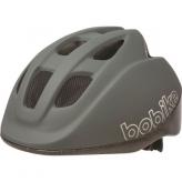 Kask rowerowy dziecięcy Bobike Go XS grey