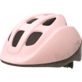 Kask rowerowy dziecięcy Bobike Go XS pink