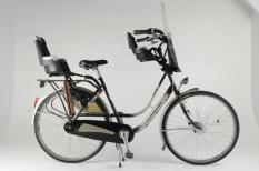 Gazelle Solide 57 cm  + dwa foteliki